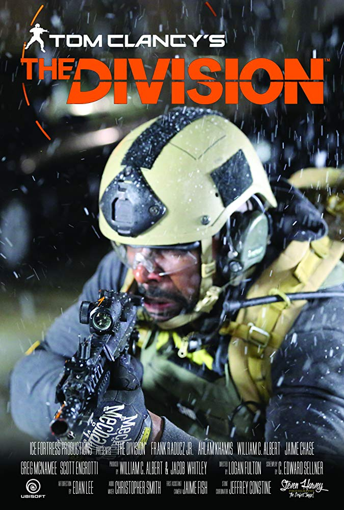 Tom Clancy's the Division: Dark Winter movie poster