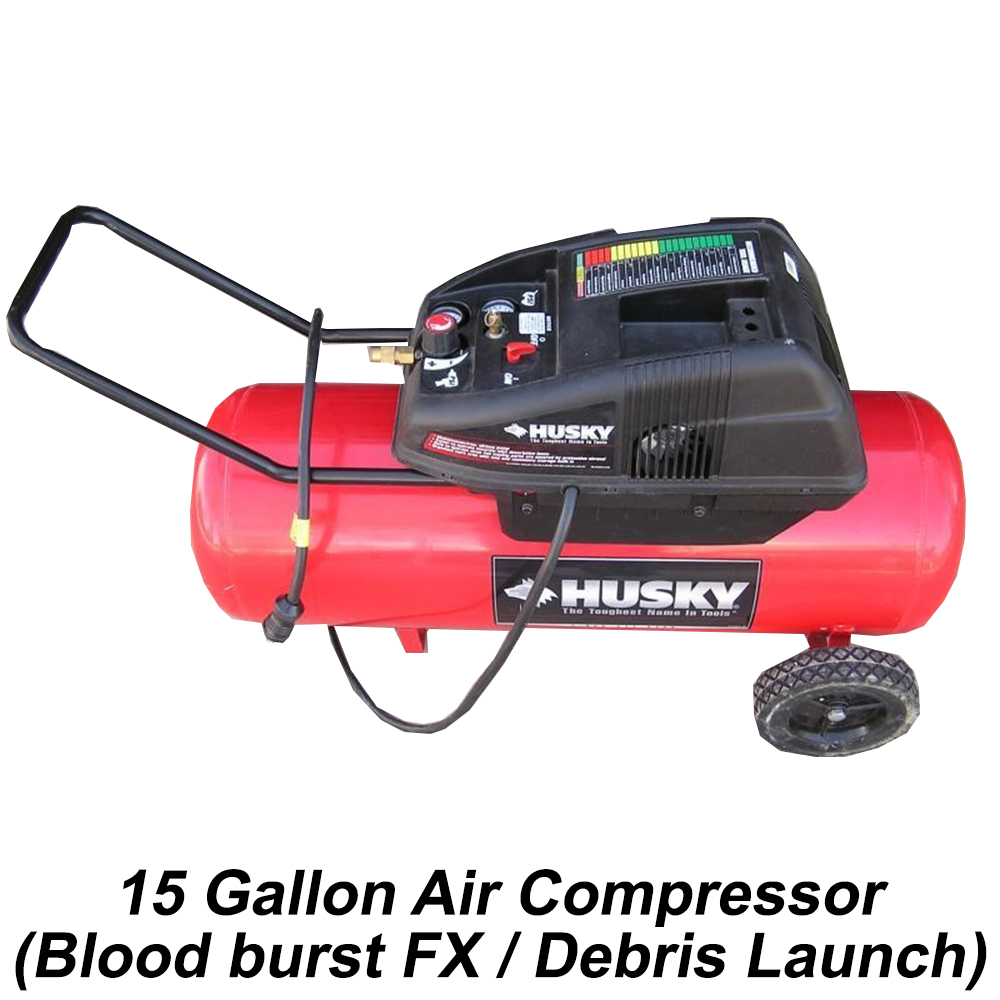 Whitley Films Air Compressor