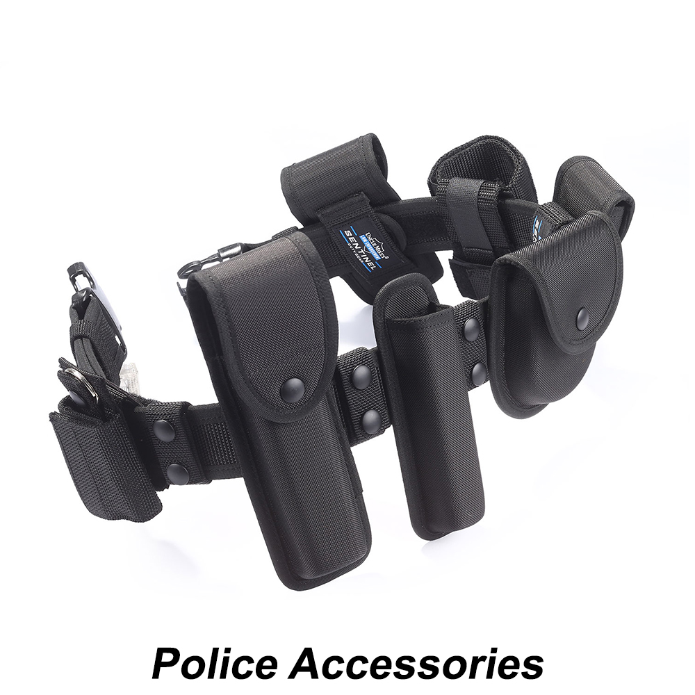 Whitley Films Police Accessories