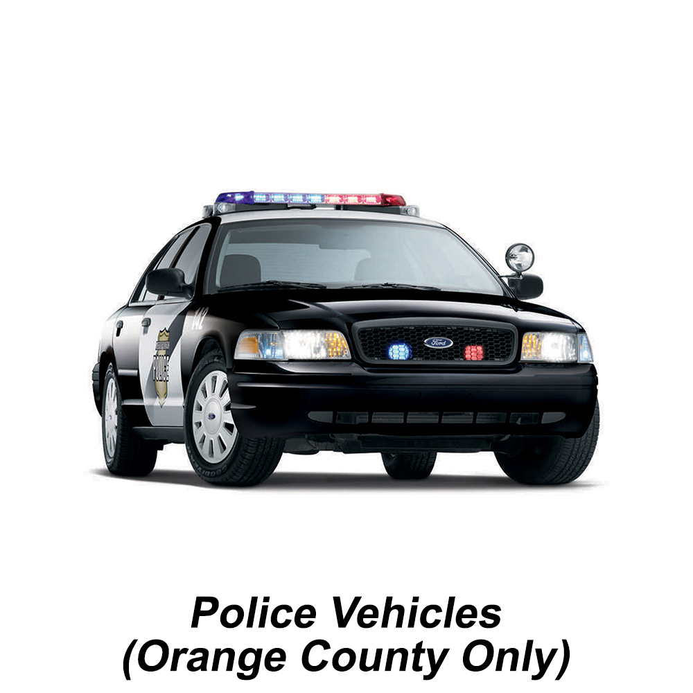 Whitley Films Police Vehicles