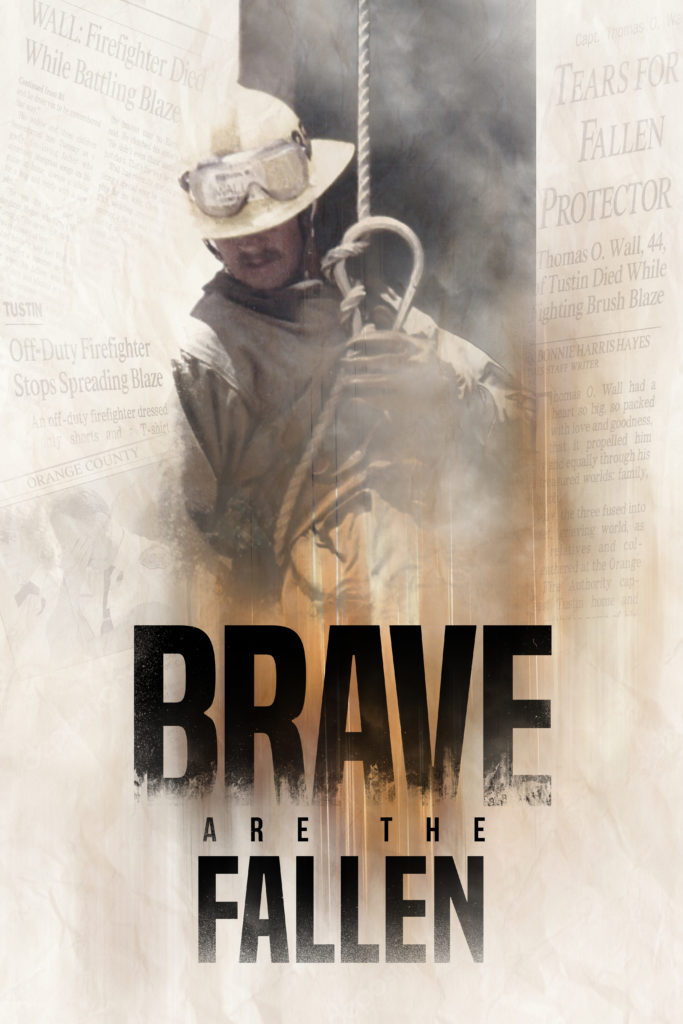 Poster of Brave Are The Fallen