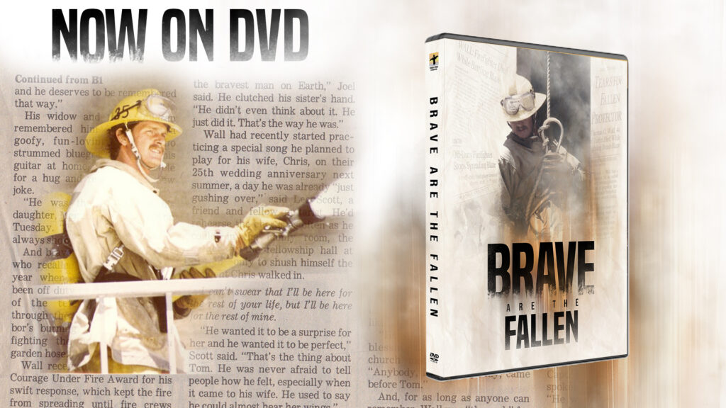 Brave are the Fallen now available on DVD