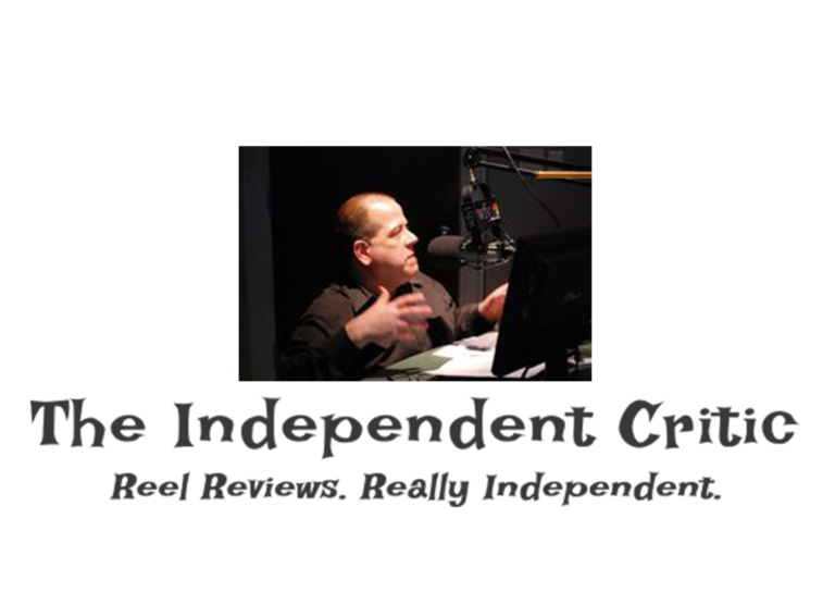 The Independent Critic logo